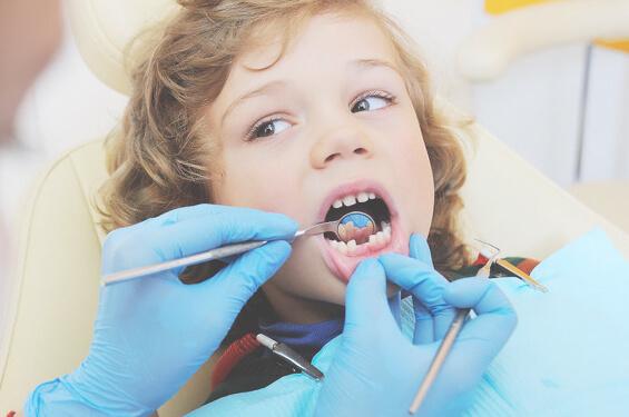 Удаление зубов детям