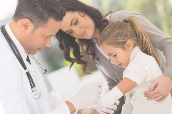 Консервативное  лечение травм и переломов костей у детей